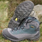 """Hiking boots, one of the easy hiking equipment needed by an easy hiker"""