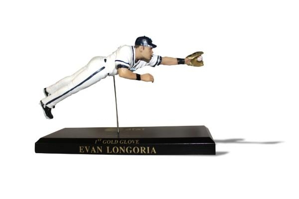 """Specia edition Longoria Gold Glove in our hiking story"""