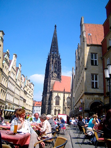 """Prinzipalmarkt in Muenster"""