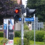 """Traffic lights in former East Germany"""