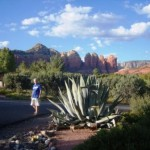 """Easy Hiker in Sedona Arizona"""