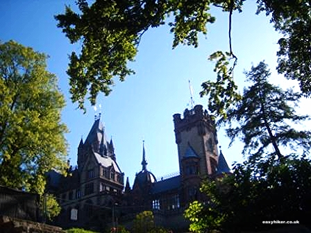 drachenburg castle germany