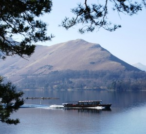 """Cat Bells from Friars Lake District"""