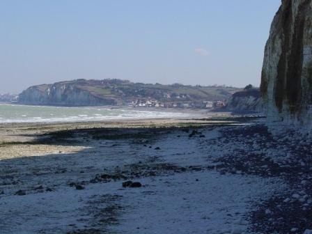 """Pourville in the footsteps of Monet in Normandy"""