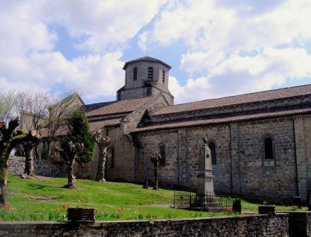 """""""Saint Eutrope Les Salles Limousin exterior"""""""