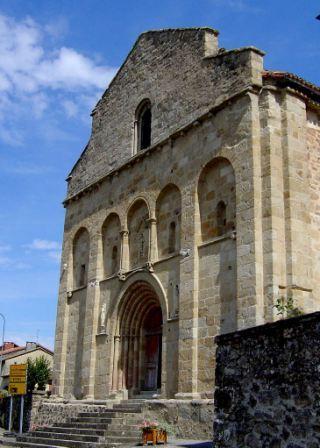 """""""Saint Eutrope Les Salles Limousin facade"""""""