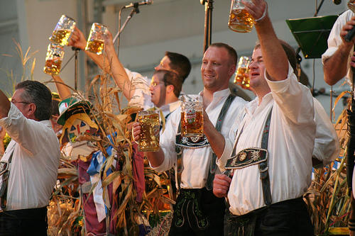 """Oktoberfest celebrations"""