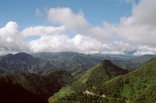 """Cordillera Central for hiking in the Dominican Republic next time"""