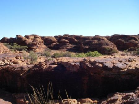 """The Domes in the Australian outbacks"""