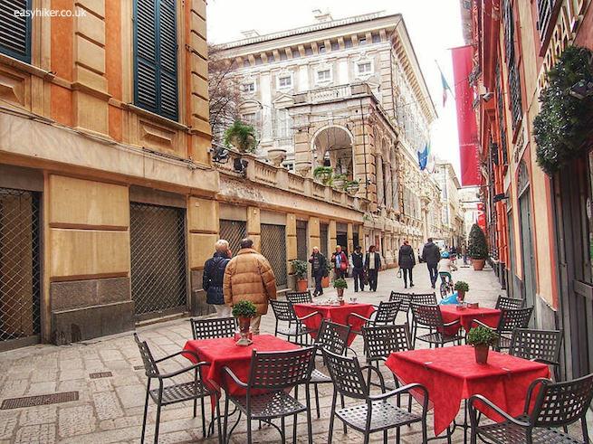 """Nuova Strada Genoa"""