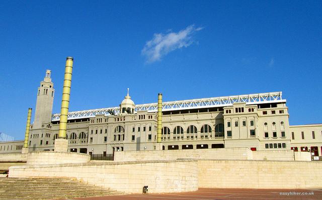 """Barcelona Olympic Stadium"""