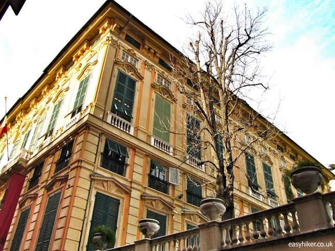 """""""Pallazzo in Nuova Strada Genoa"""""""