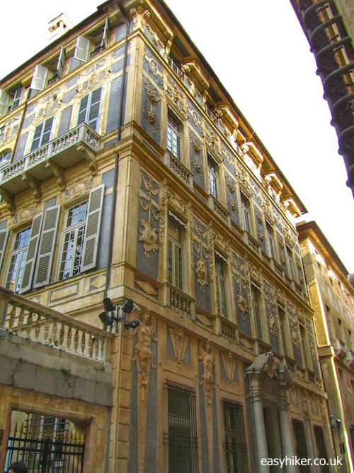 """another palazzo nuova strada"""