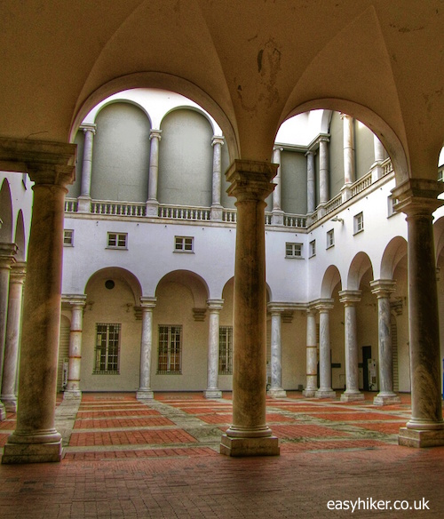 """""""Inside the Ducal Palace"""""""