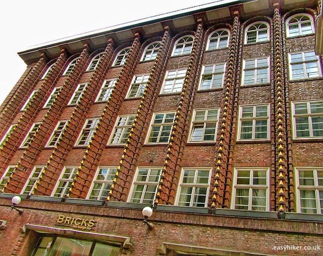 """""""Brick's company building in Hamburg Germany"""""""