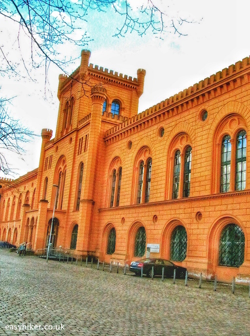 """The Arsenal in Schwerin Germany"""