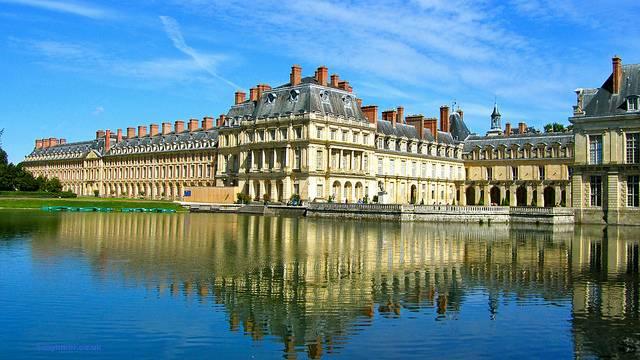 """""""Chateau de Fontainebleau"""""""