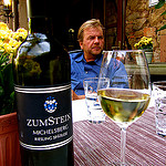 """Dirk Renzelmann of Gut ZumStein in the Palatinate"""