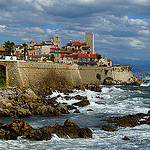"""Old Town of Antibes"""