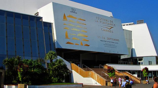 """""""Cannes Palais de Festivals"""""""