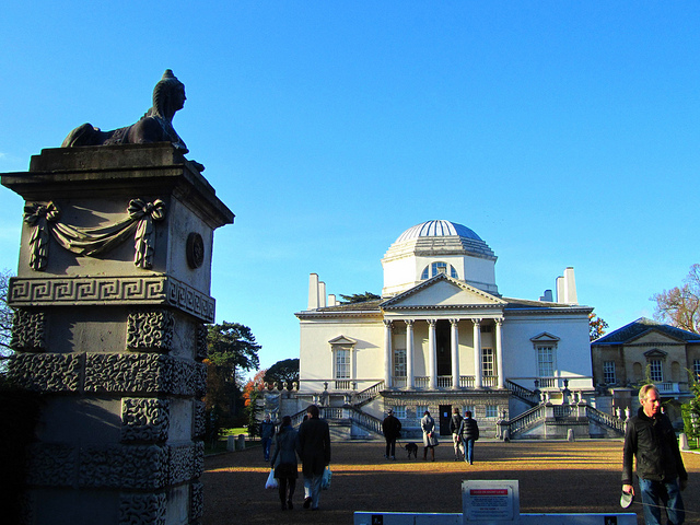 """Chiswick House"""