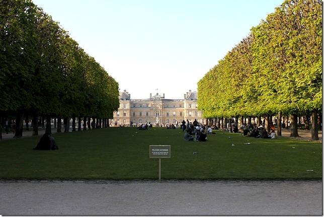 """JardinduLuxembourg Photo by Andrea Anastasakis www.rearviewmirror.tv"""