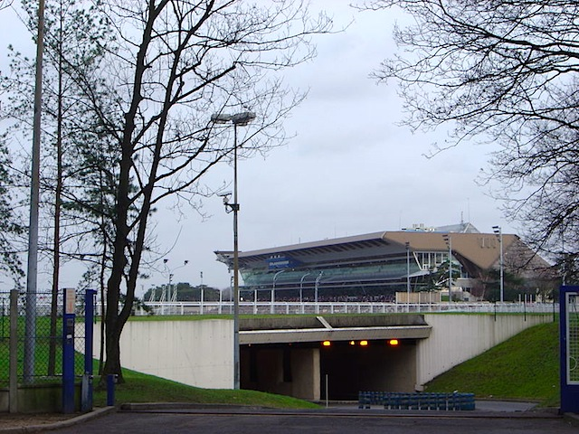 """The Vincennes Hippodrome - Photo Wikipedia"""