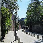 """""""street in Montmartre"""""""