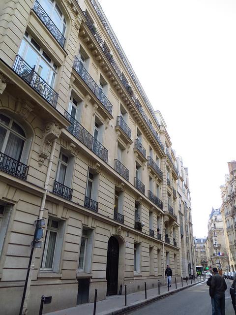 """Gertrude Stein's flat in Rue de Fleurus Paris"""