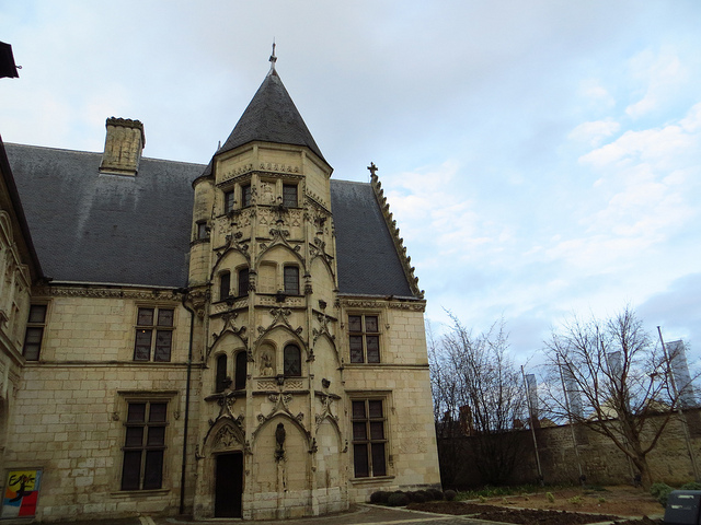 """Hotel des Echevins in Bourges a French provincial backwater """