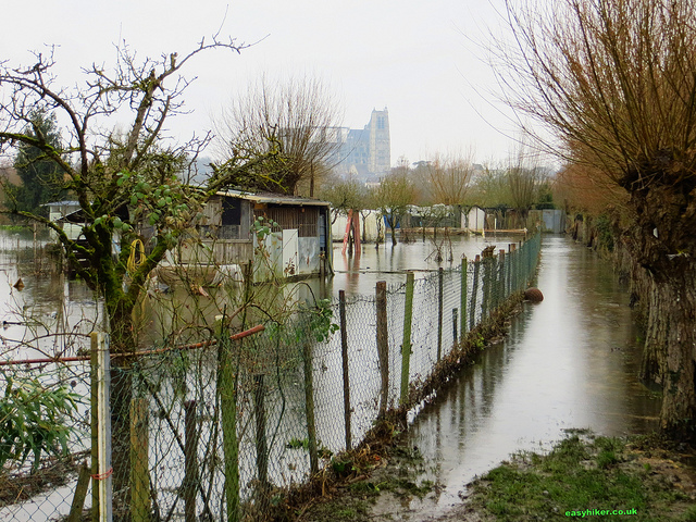 """The marshlands of Bourges"""