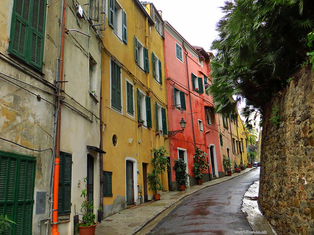"""residential houses in San Remo Italy"""