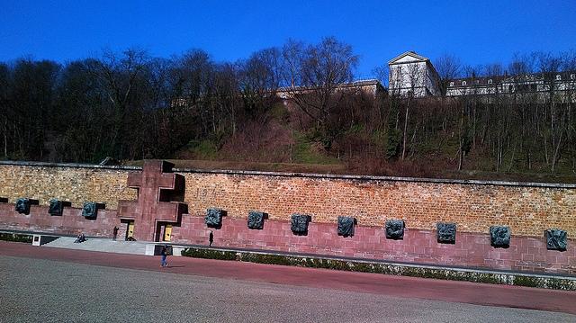 """""""Memorial pour la France Combattante in Mont Valerien near Paris"""""""