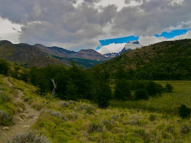 """""""Mount Torre path in El Chalten"""""""