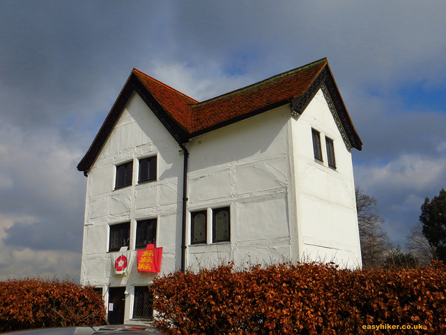 """""""Tudor hunting lodge of Queen Elizabeth in Epping Forest"""""""