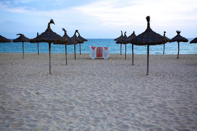 """""""majorca beach"""""""