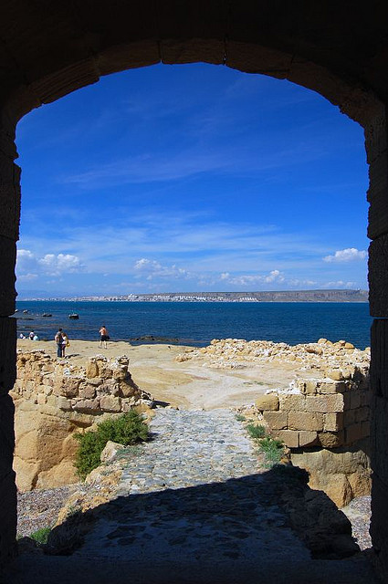 """""""spend time in tabarca on a walking holiday in alicante"""""""