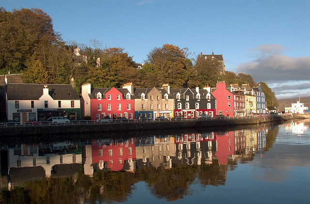 """""""tobermory to see on hiking while cruising in mull"""""""