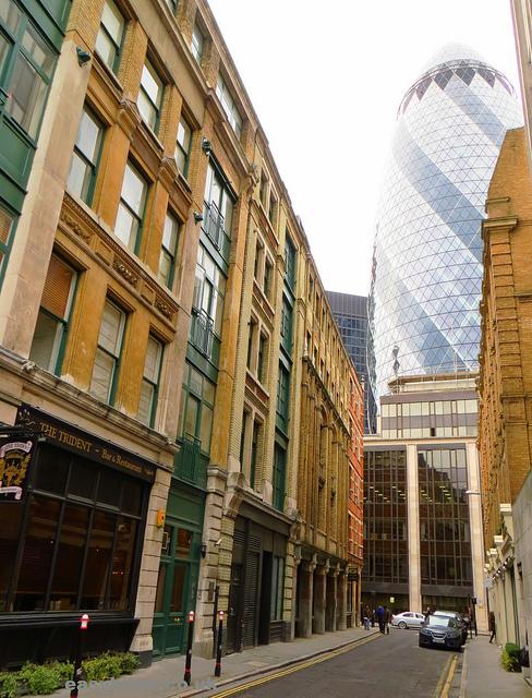 """Mitre Square along the London crime trail part 2"""