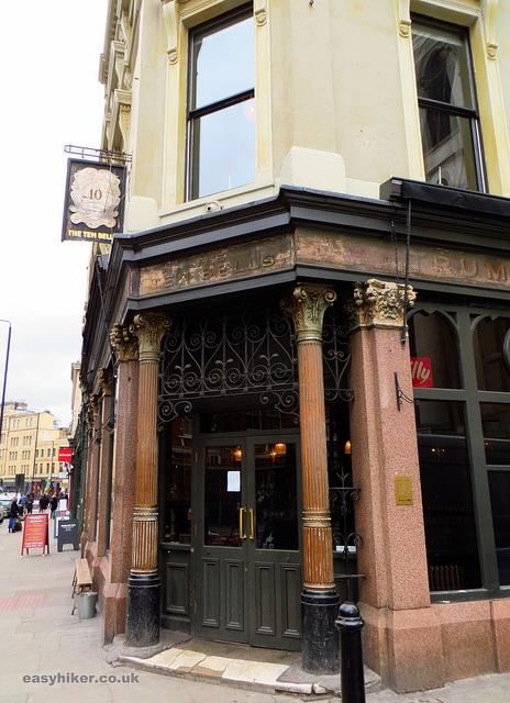 """""""Ten Bells pub along the London crime trail part 2"""""""
