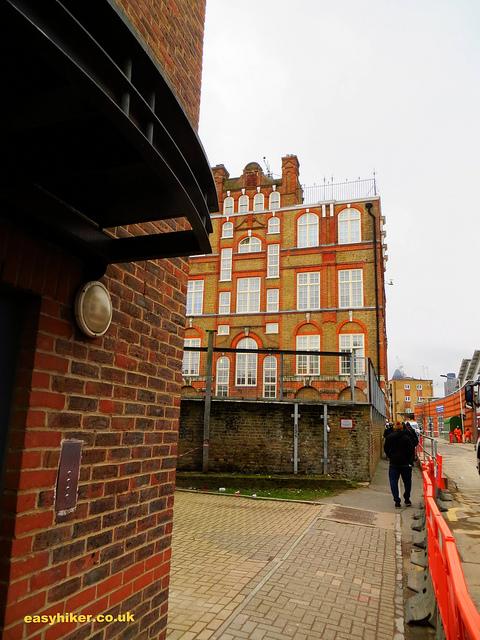 """Durward street along the London crime trail part 2"""