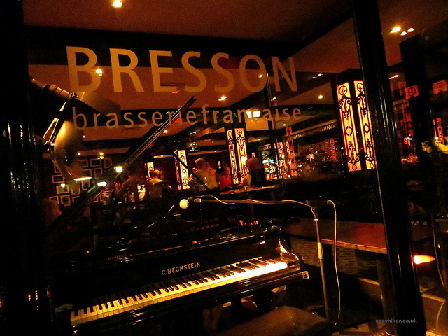 """Eating in Utrecht - Brasserie Bresson in Utrecht for French cuisine"