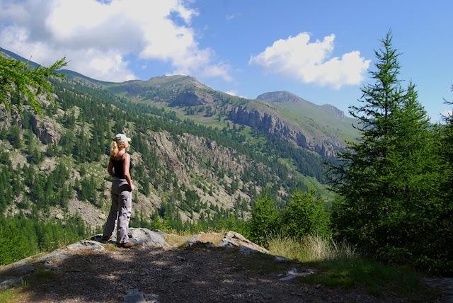 """Vallee de Merveille on a walking holiday"""