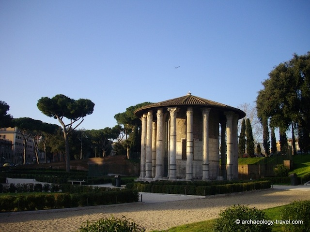 """Visit the Round Temple if you have two hours in Rome"""