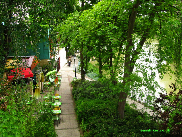 """Walks near Paris along the Marne by the Promenade Pissarro"""