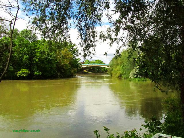 """Walks near Paris along the river Marne"""