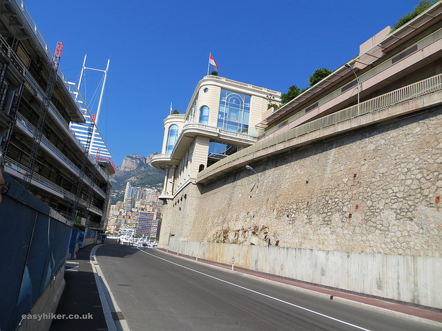 """One lap around Monte Carlo lets you go by the Princess Grace Theatre"""