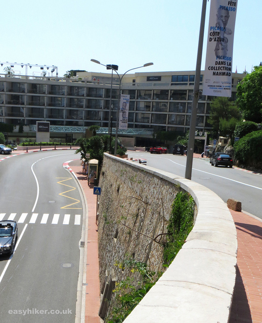 """One lap around Monte Carlo and not miss the Fairmont Hairpin"""