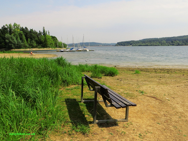 """A bench by Lake Moehne"""
