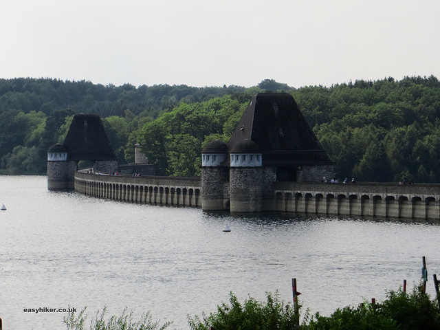 """Moehne in Germany, the most famous dambusters raid target"""